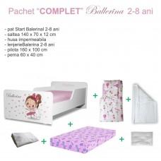 Pachet Promo Complet Start Balerina 2-8 ani
