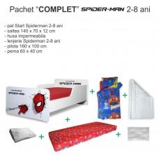 Pachet Promo Complet Start Spiderman 2-8 ani