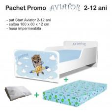 Pachet Promo Pat copii Aviator 2-12 ani