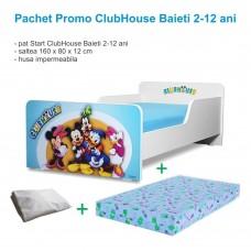 Pachet Promo Start ClubHouse Baieti 2-12 ani