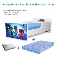 Pachet Promo Start Eroi in Pijamale 2-12 ani