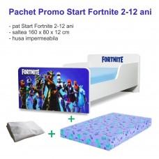 Pachet Promo Start Fortnite 2-12 ani