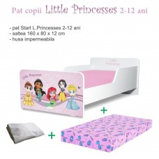 Pachet Promo Start Little Princesses 2-12 ani