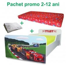 Pachet Promo Start Racing 2-12 ani