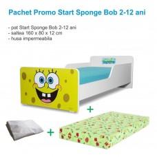 Pachet Promo Start SpongeBob 2-12 ani