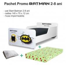 Pachet promo Pat copii  Batman 2-8 ani
