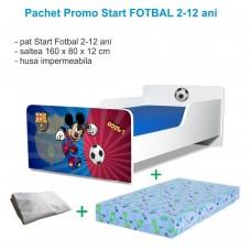 Pachet Promo Pat Copii Fotbal 2-12 ani Barca