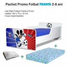 Pachet Promo Start Fotbal Franta 2-8 ani