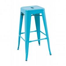 Scaun bar Fin 1245 Albastru