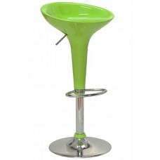 Scaun Bar Fin 3827 Verde