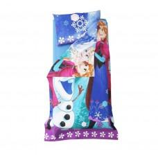 Lenjerie pat copii Frozen 2-8 ani