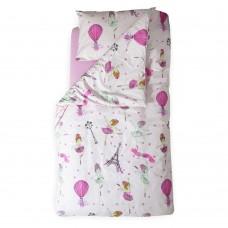 Lenjerie pat copii Balerina 2-8 ani