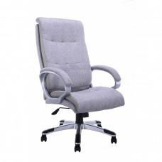 Scaun Directorial Fin 3327 Textil Gri