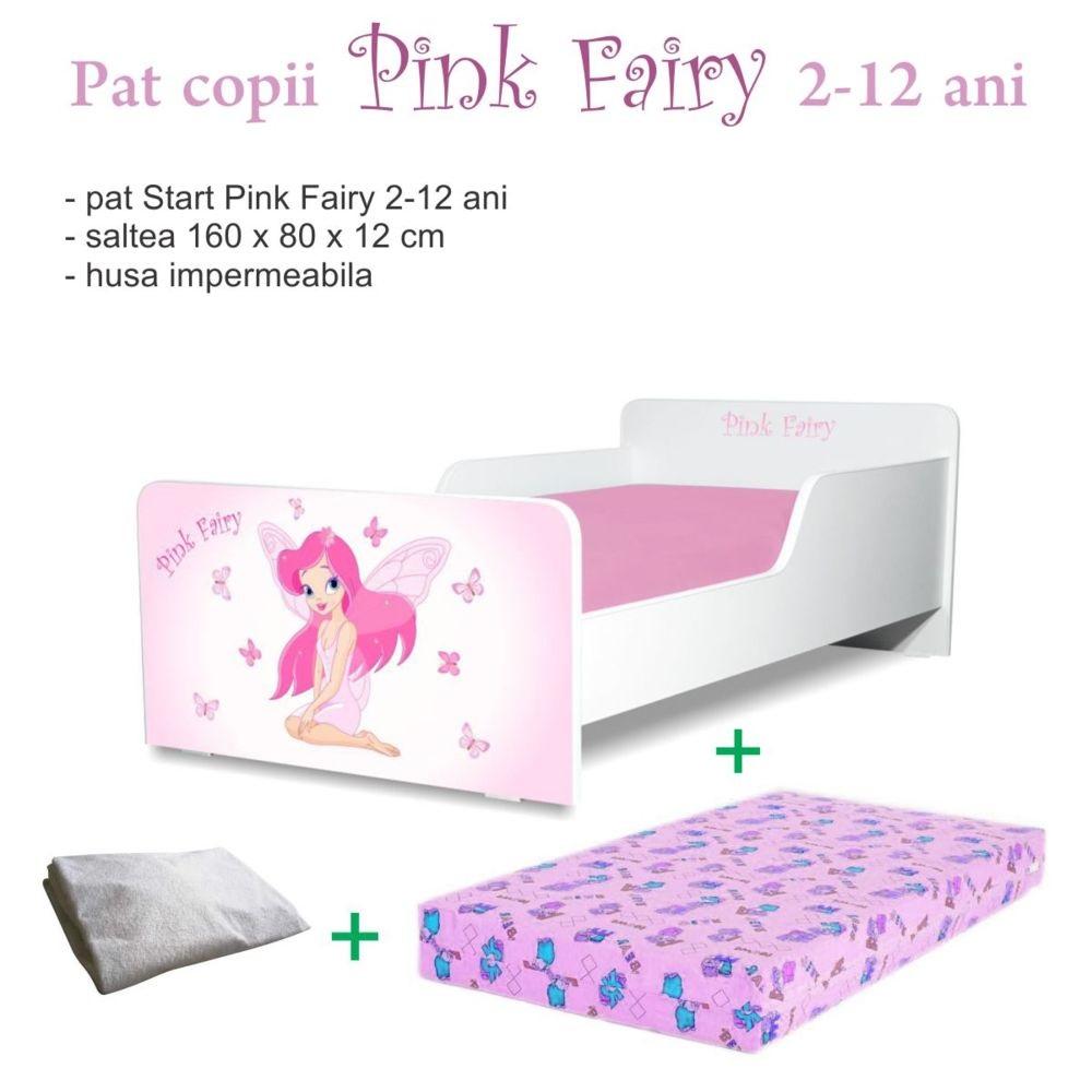 Pachet Promo Start Pink Fairy 2-12 ani