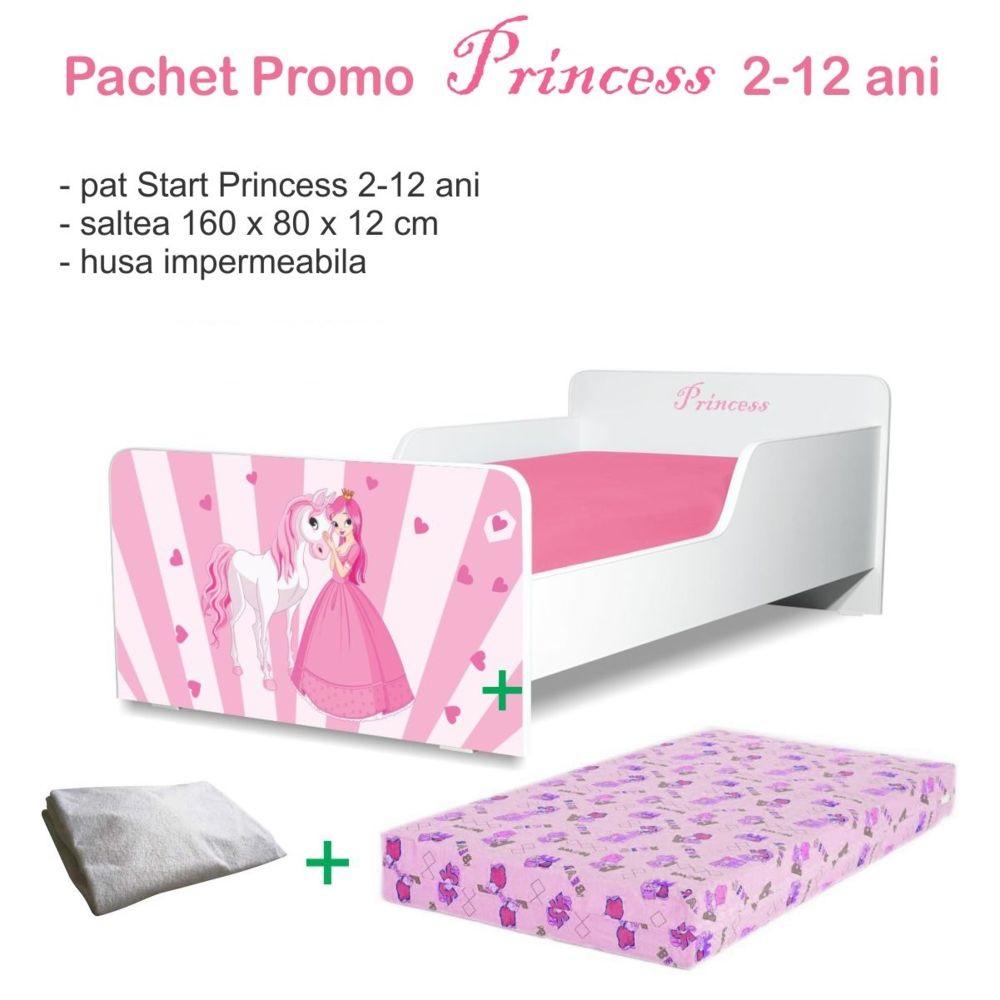 Pachet Promo Start Princess 2-12 ani