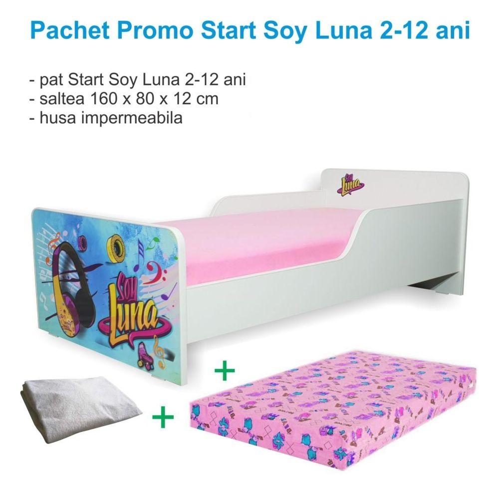 Pachet Promo Start Soy Luna 2-12 ani