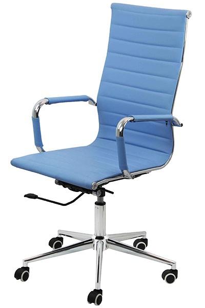 Scaun Directorial Fin 3769 Albastru
